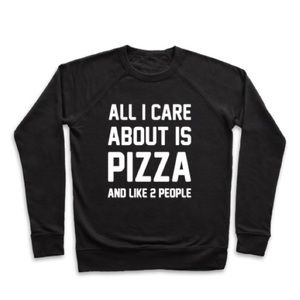 american apparel pizza pullover